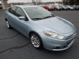 Winter Chill Pearl Coat Dodge Dart in 2013