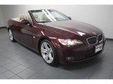 2009 Barbara Red Metallic BMW 3 Series 335i Convertible #75457501