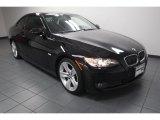 2009 Black Sapphire Metallic BMW 3 Series 335i Coupe #75457500