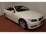 2009 Alpine White BMW 3 Series 328i Convertible #75524219