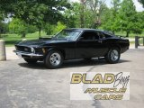1970 Ford Mustang Raven Black