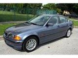 2000 Steel Blue Metallic BMW 3 Series 328i Sedan #75524574