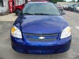 2007 Laser Blue Metallic Chevrolet Cobalt LS Coupe #75524394