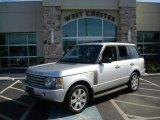 2005 Zambezi Silver Metallic Land Rover Range Rover HSE #7483153