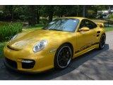 2008 Speed Yellow Porsche 911 GT2 #751706