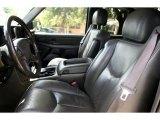 2004 Chevrolet Silverado 1500 LT Extended Cab 4x4 Dark Charcoal Interior