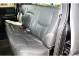 2004 Chevrolet Silverado 1500 LT Extended Cab 4x4 Rear Seat