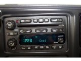 2004 Chevrolet Silverado 1500 LT Extended Cab 4x4 Audio System