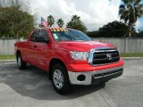 2011 Radiant Red Toyota Tundra Double Cab #75524846