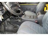 Land Rover Defender Interiors