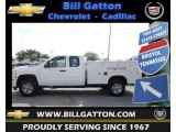2012 Chevrolet Silverado 2500HD Work Truck Extended Cab Chassis Data, Info and Specs