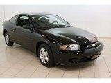 2003 Black Chevrolet Cavalier Coupe #75524918