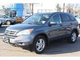 2010 Polished Metal Metallic Honda CR-V EX-L AWD #75525107