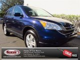 2011 Royal Blue Pearl Honda CR-V EX-L #75524146