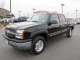 2005 Chevrolet Silverado 1500 Z71 Crew Cab 4x4 Data, Info and Specs