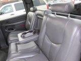 2005 Chevrolet Silverado 1500 Z71 Crew Cab 4x4 Rear Seat