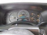 2005 Chevrolet Silverado 1500 Z71 Crew Cab 4x4 Gauges