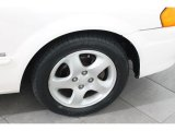 Mazda Protege 2000 Wheels and Tires