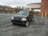 2003 Black Ford Explorer XLT 4x4 #75525039