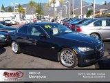 2008 Monaco Blue Metallic BMW 3 Series 328i Convertible #75524736