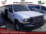 2003 Ford F350 Super Duty XL Regular Cab Stake Truck Data, Info and Specs