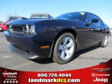 2013 Jazz Blue Pearl Dodge Challenger SXT #75570299
