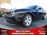 2013 Jazz Blue Pearl Dodge Challenger SXT #75570298