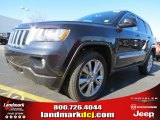 2013 Maximum Steel Metallic Jeep Grand Cherokee Laredo X Package #75570286