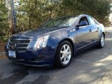 2009 Blue Diamond Tri-Coat Cadillac CTS Sedan #75570583