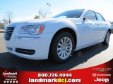 2013 Bright White Chrysler 300  #75570268
