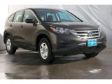 2013 Kona Coffee Metallic Honda CR-V LX #75570369