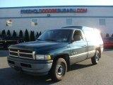 1998 Emerald Green Pearl Dodge Ram 1500 ST Regular Cab #75570669