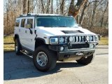 2003 White Hummer H2 SUV #75570569