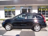 2011 Crystal Black Pearl Honda CR-V EX 4WD #75570470