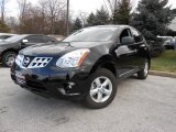 2012 Super Black Nissan Rogue S Special Edition AWD #75570662