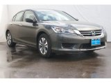 2013 Hematite Metallic Honda Accord LX Sedan #75570344