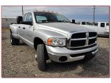 2004 Dodge Ram 3500 Bright Silver Metallic