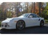 2007 Carrara White Porsche 911 Turbo Coupe #751722