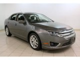 2010 Sterling Grey Metallic Ford Fusion SEL #75570543