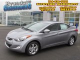 2013 Titanium Gray Metallic Hyundai Elantra GLS #75570130