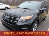 2011 Ebony Black Ford Explorer Limited 4WD #75570535
