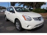 2013 Pearl White Nissan Rogue S #75569838