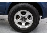 Nissan Frontier 2001 Wheels and Tires