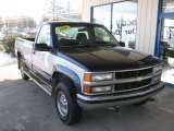 1996 Chevrolet C/K 2500 K2500 Regular Cab 4x4 Data, Info and Specs