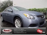 2011 Ocean Gray Nissan Altima 2.5 S Coupe #75611741