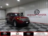 2013 Ruby Red Metallic Ford Explorer FWD #75611861