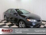 2012 Attitude Black Metallic Toyota Camry SE V6 #75612255