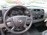 2013 Chevrolet Silverado 1500 LS Regular Cab Steering Wheel