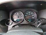 2013 Chevrolet Silverado 1500 LS Regular Cab Gauges