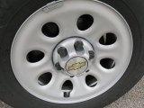 2013 Chevrolet Silverado 1500 Work Truck Crew Cab Wheel